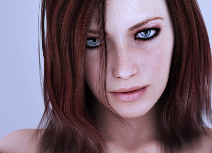 Cgi girls picture 7