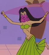 Amanda dancing 02