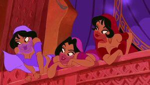Aladdinharemgirls
