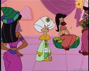 Scooby Arabian Nights caliph in harem