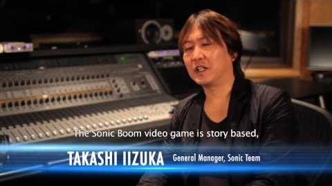 Sonic Boom - Behind the Scenes-0