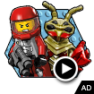 Lego galaxysquad video 7 29 13