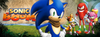 Sonic Boom TV series cover