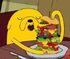 Jake i jedzenie