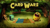 Karciane wojny - karta odcinka