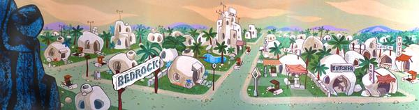 Skalisko panorama