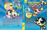 Gwiazdka Cartoon Network - Okładka