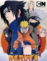 Naruto Cartoon Network Romania 2016