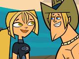 Geoff i Bridgette – relacje