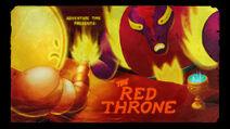 Czerwony tron