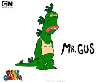 Mr. Gus