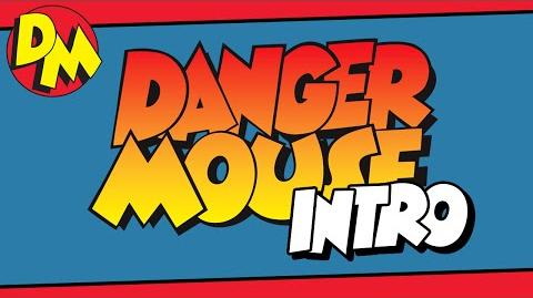 Danger Mouse Theme Tune & Opening Titles! Danger Mouse