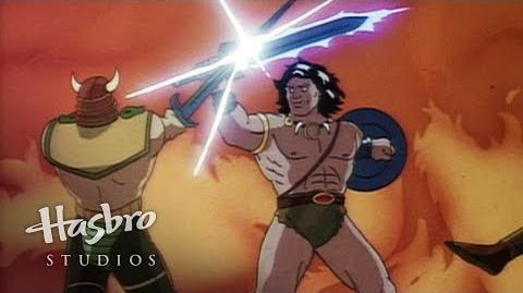 Conan the Adventurer - Theme Song