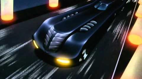Batman Animated Series Intro