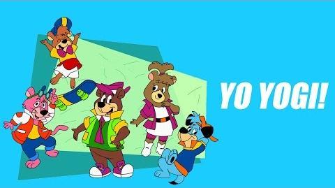 Yo Yogi! (1991) - Intro (Opening)