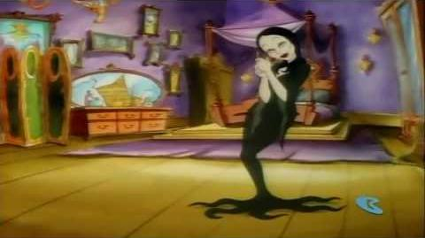 The Addams Family intro cartoon theme song HD 720p