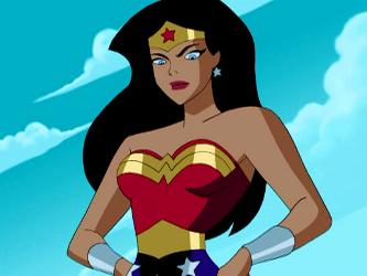 Wonder woman foto cartoon 84