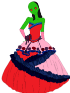 Doll base 12 dress by x4selfy-d3fsb3d