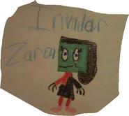 My Invader Zara picture