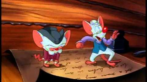 Animaniacs - Don't Tread On Us (Pinky and the Brain)