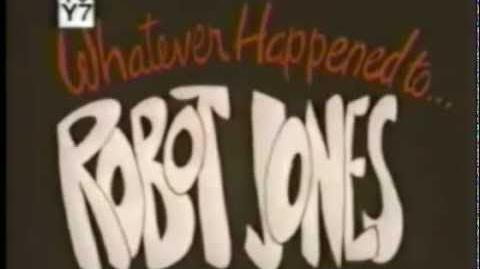 Whatever Happened To Robot Jones? (THEME)