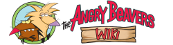 The Angry Beavers Wiki-wordmark