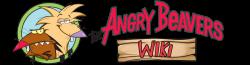 The Angry Beavers Wiki-wordmark