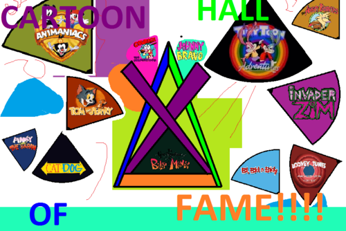 Cartoon Hall Of Fame Wiki