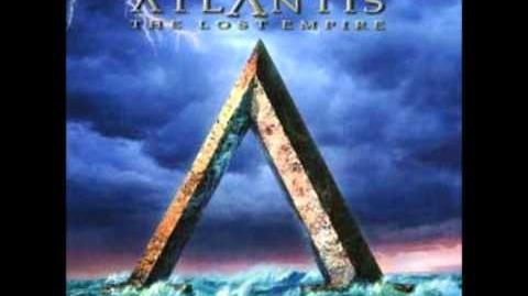 01. Where The Dream Take You - Atlantis The Lost Empire (Soundtrack)