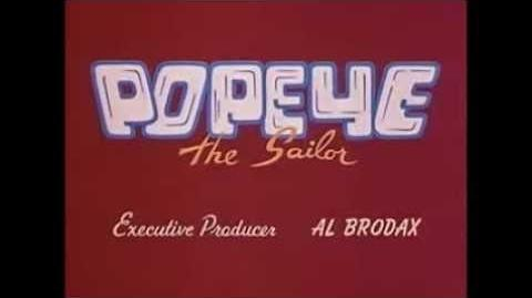 Popeye the Sailor Man Intro