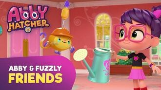 Abby Hatcher Episode 21 – Teeny Terry Helps Lex PAW Patrol Official & Friends