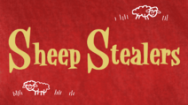Sheep Stealers Title Card (Widescreen)