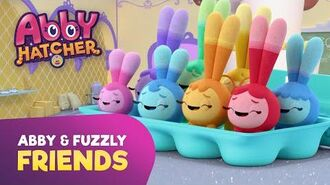 Abby Hatcher Episode 22 - Squeaky Peepers' Missing Snug PAW Patrol Official & Friends