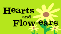 Hearts and Flow-ears Title Card (widescreen)