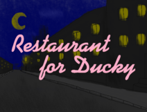 Restaurant For Ducky Title Card
