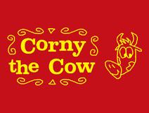 Corny the Cow Cartoon Logo 1957-1960