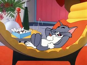 Tom And Jerry - 128 - Pent House Mouse (1963)