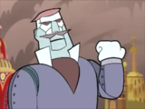 Robo Edgar's Father
