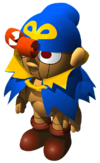 Geno Artwork (Super Mario RPG - Legend of the Seven Stars)