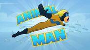 Animal Man presentacion
