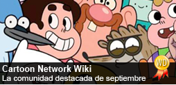 Cartoon Network Wiki - Comunidad del mes 2016