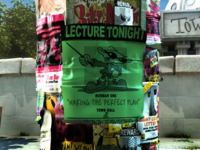 Generic bumper-Lecture Tonight poster
