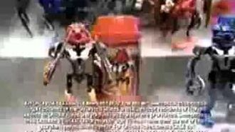 Bionicle Toa Nuva Commercial - English