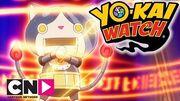Yo-Kai Watch - Calling Robonyan - Cartoon Network