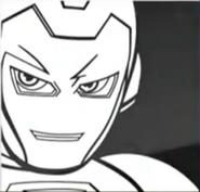 Check It icon (Iron Man)
