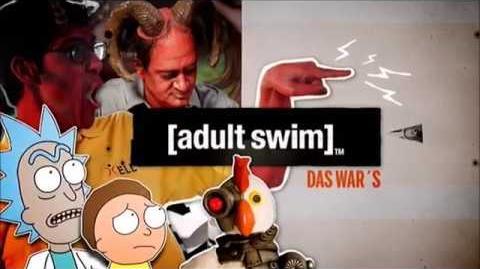 Adult Swim - Das wars für heute auf DMAX