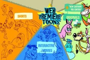 Web Premiere Toons