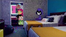 Cartoon Network - CN Hotel - Character Bumpers (2020)