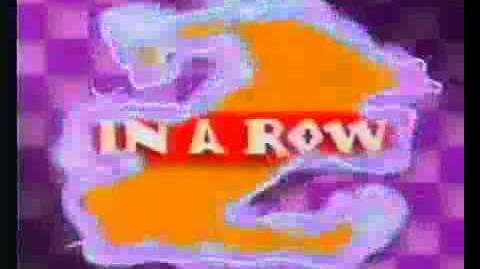 Promo 2-in-a-row