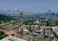 CN City